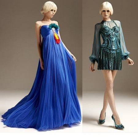 Atelier Versace - najnowsza kolekcja wytwornych kreacji
