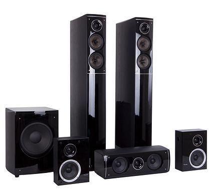 Zestaw kolumn głośnikowych M audio 5.0 HRS-85 i SUB 850
