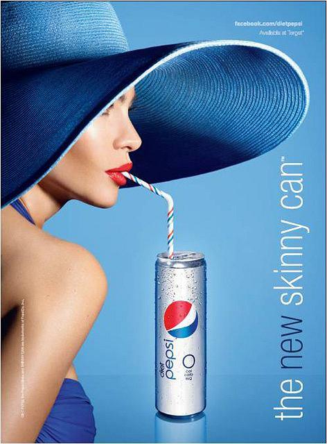 Sofia Vergara z 'Modern Family' w reklamie dietetycznej Pepsi