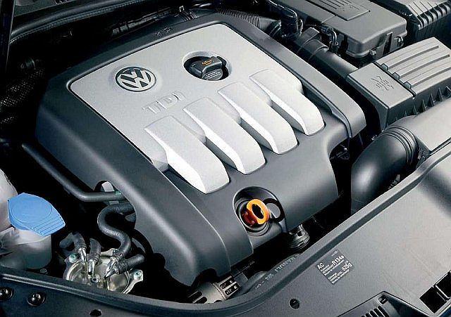 Volkswagen Golf 2.0 TDI - kłopotliwy silnik
