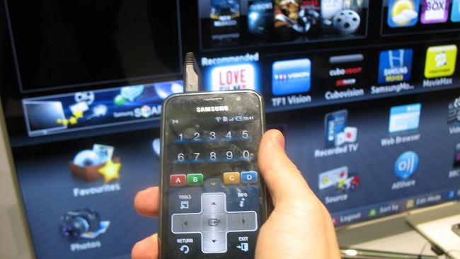 Połowa korzystających z internetu telewizorów nie jest do niego podłączona