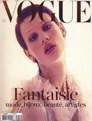 Vogue Paris marzec 2011