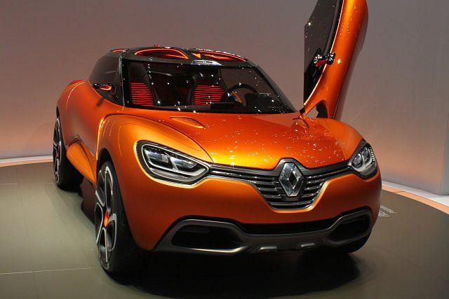 Renault Captur | Salon Genewa 2011