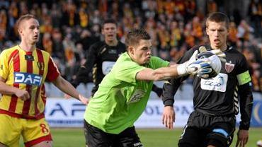 Seweryn Kiełpin to jeden z graczy Polonii wystawionych na listę transferową