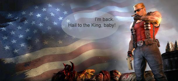 Duke Nukem Forever: 'I'm back!',Duke Nukem