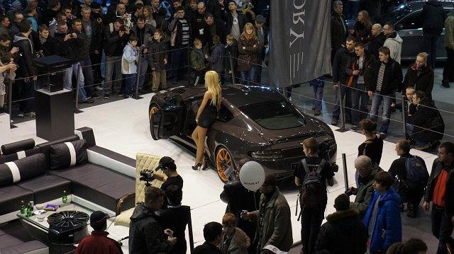 Poznań Motor-Show 2011
