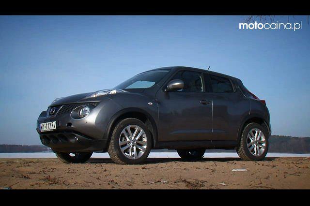 Test Nissana Juke | motocaina.pl