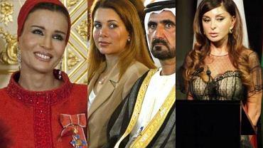 Piękne żony dyktatorów.