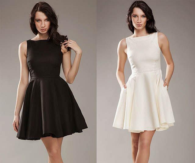 NIFE, sukienka w stylu Audrey, 119 zł
