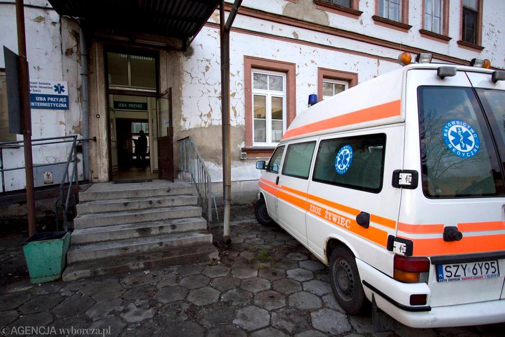 Szpital Powiatowy w Żywcu