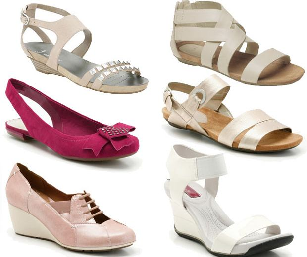 Clarks - kolekcja wiosna/lato 2011