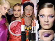 Wiosenne trendy w makijażu - podsumowanie