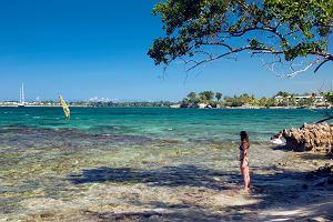 Połączyć się na Jamajce