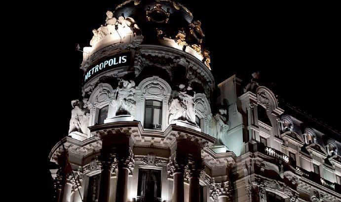 Bądź IN: Madryt