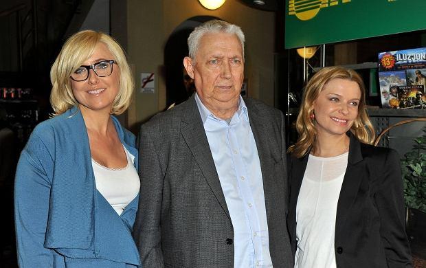 Agata Mlynarska, Wojciech Mlynarski, Paulina Mlynarska