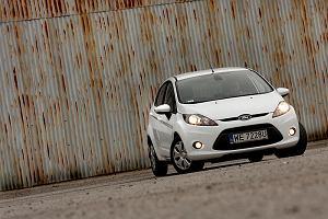 Ford Fiesta 1.6 TDCi Econetic - test | Za kierownicą