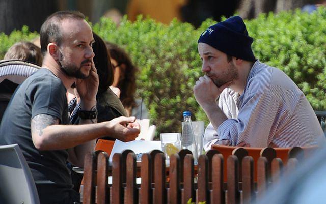 Nergal i Czesław Mozil w ubiegłym roku nagrali razem piosenkę