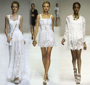 Dolce Gabbana - wiosna-lato 2011