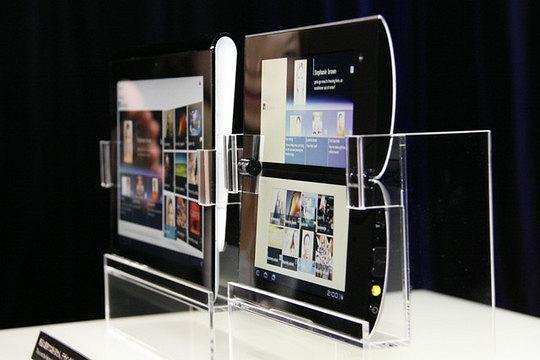 Tablety Sony - S1 i S2