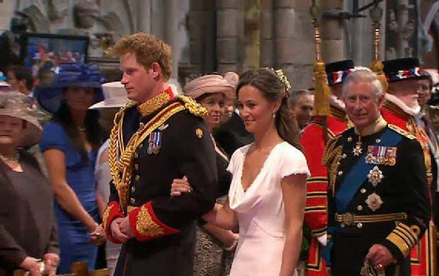 Książę Harry i Pippa Middleton