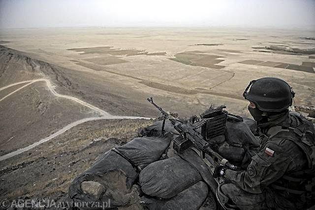 Afganistan, prowincja Gelan