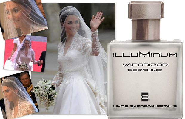 Perfumy Kate Middleton