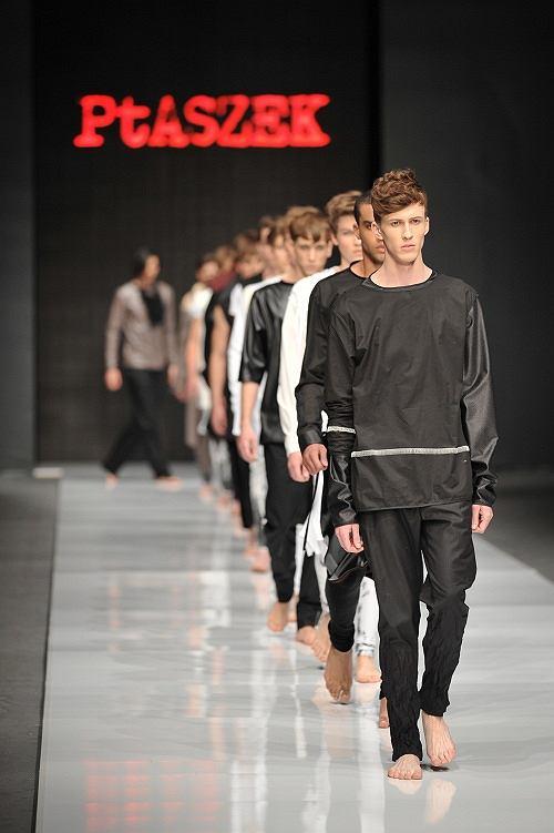 Fashion Week Poland 2011, kolekcja Moniki Ptaszek