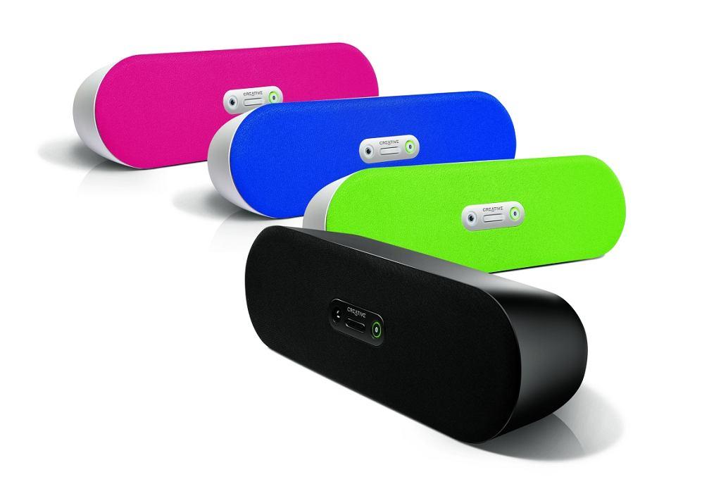 Bezprzewodowe głośniki Creative D80