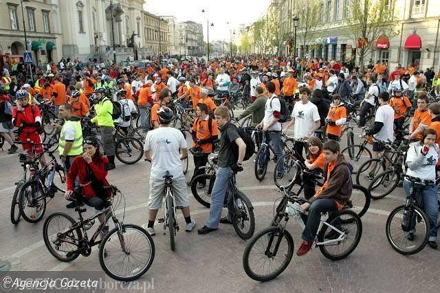 rowerzyści będa mieli więcej praw