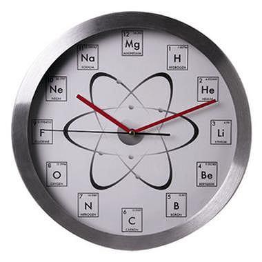 Zegar dla małego chemika fot. Skymall