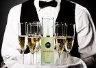 Kosmetyki i szampan