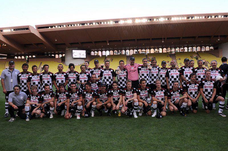 Charytatywny mecz w Monako