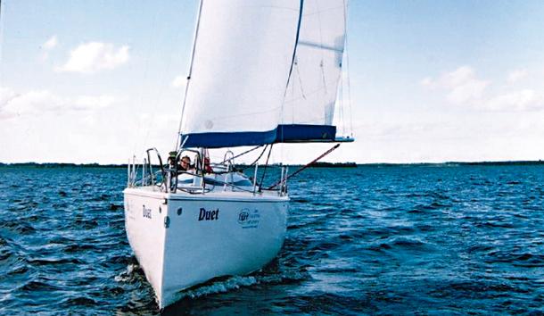 żagle,jacht, Twister