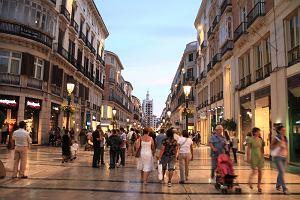 Hiszpania Malaga - zabytki miasta