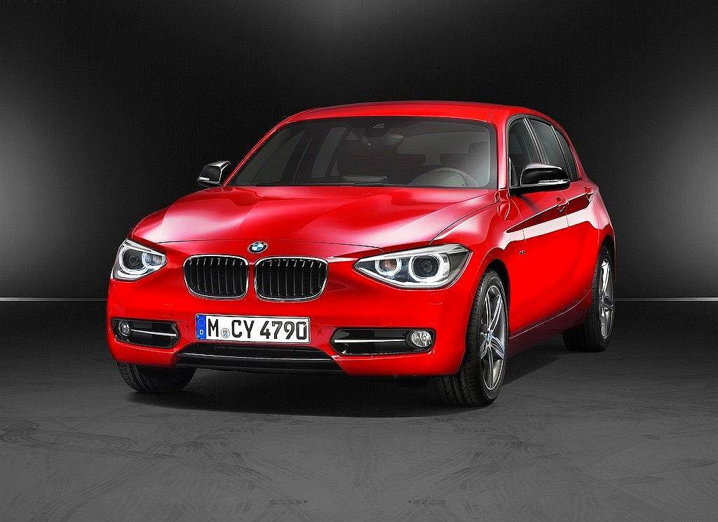 BMW serii 1 (F20)