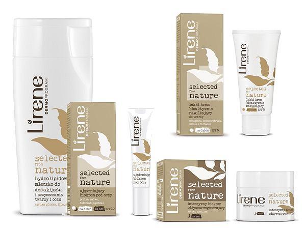 Nowa linia kosmetyków Lirene z ekstraktami roślinnymi biologicznie czynnymi