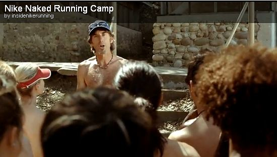 Nike Naked Runners Camp
