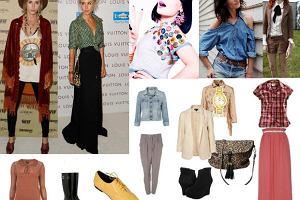 Współczesne kochanice mody. Poznaj ich styl!