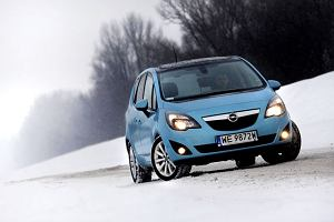 Opel Meriva 1.7 CDTI - test | Za kierownicą