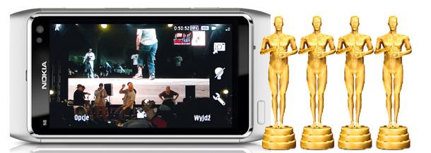 komórka, smartfon z kamerą, smartfon, Nokia N8
