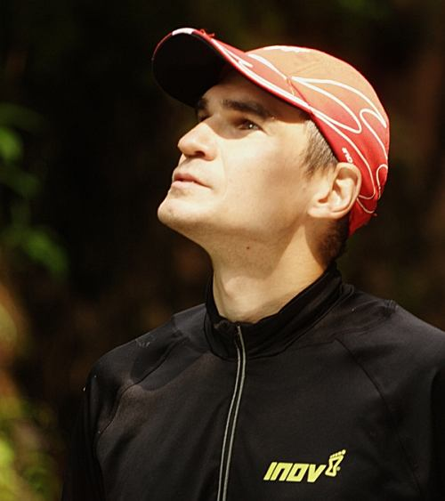 Maciek Więcek - zawodnik ultra