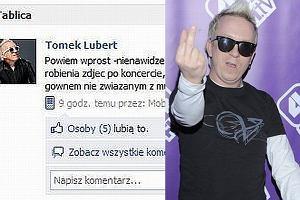 Tomek Lubert.