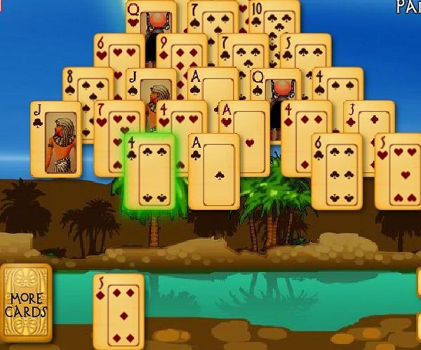 pyramidsolitare