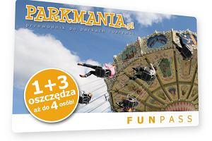 Funpass - pierwsza karta rabatowa do parków rozrywki