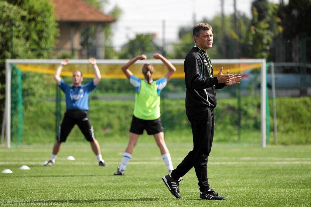 Piotr Tyszkiewicz, menedżer piłkarski