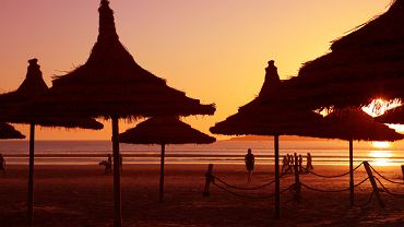 maroko, essaouira, plaża