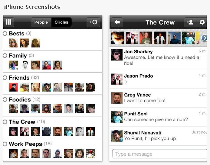 Aplikacja Google+ już do pobrania na iPhone'a