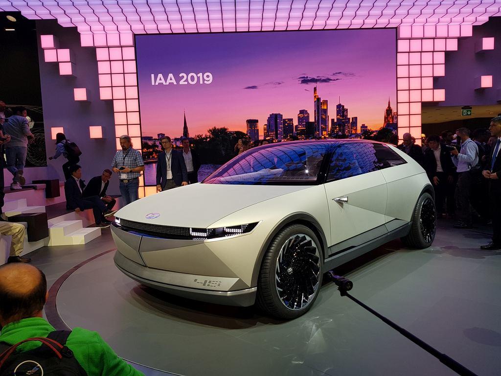 Hyundai we Frankfurcie 2019