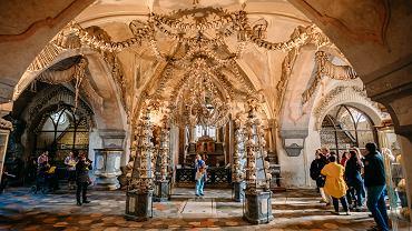 Kaplica czaszek, Kutna Hora. Zdjęcie ilustracyjne