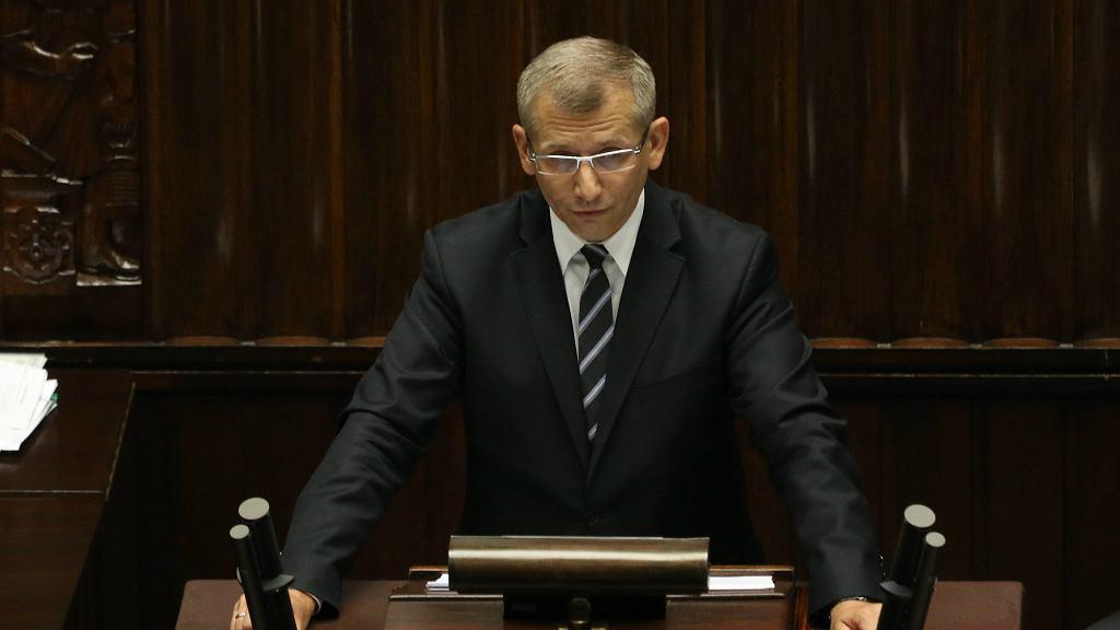 Krzysztof Kwiatkowski w Sejmie